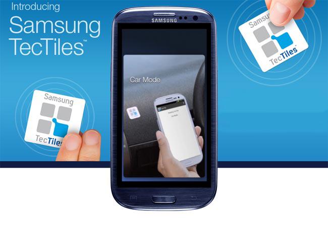 Samsung TecTiles Cosmos Network