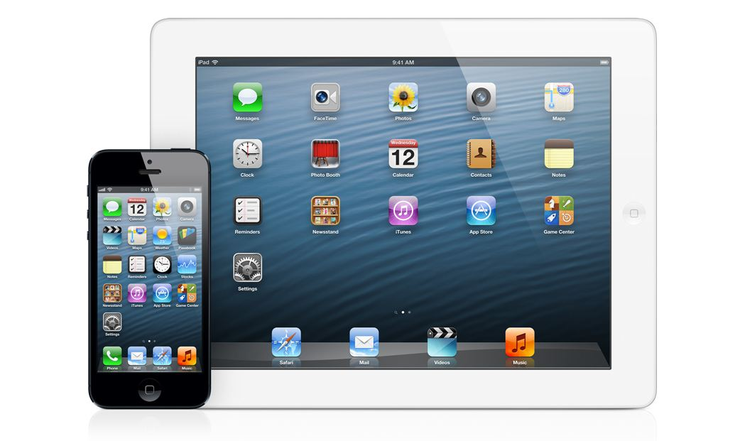iOS6 per device Apple