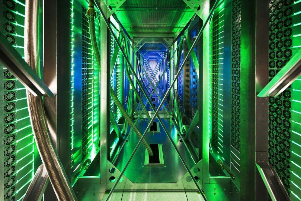 Sala server di Google
