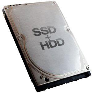 Seagate Hybrid storage HDD+SSD