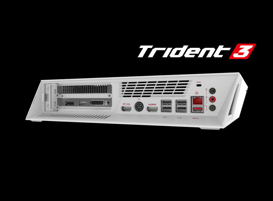 MSI Trident 3 Artic Edition