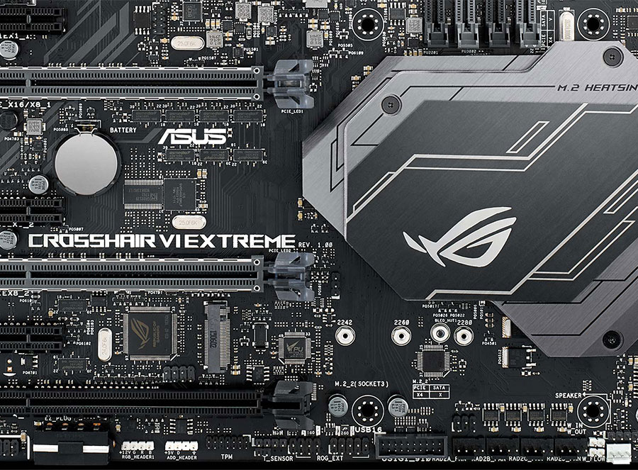 ASUS Crosshair VI Extreme
