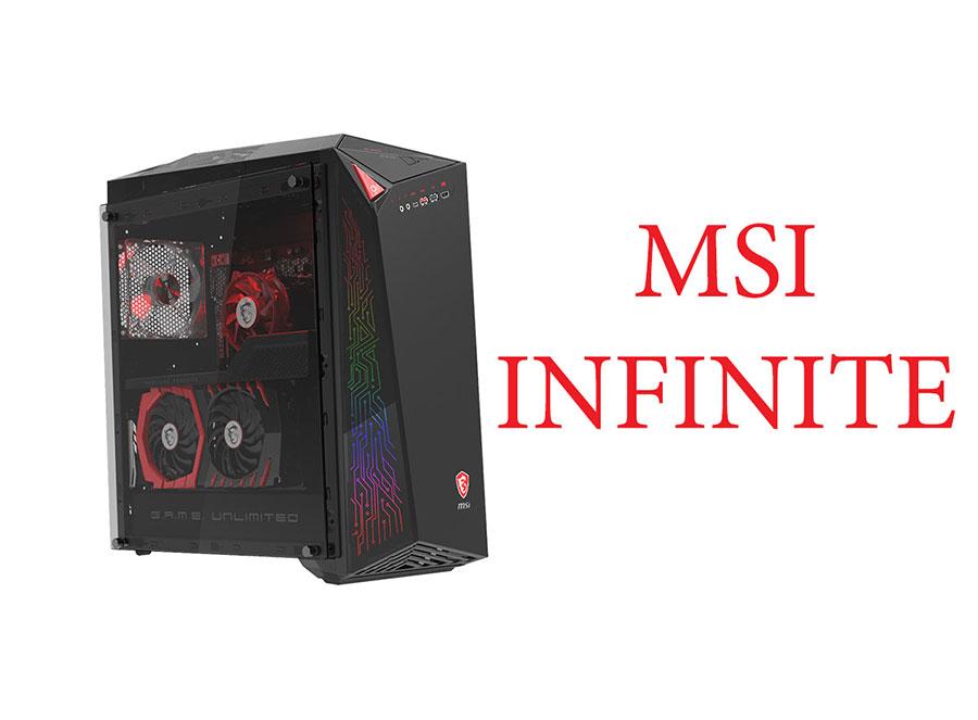 Msi Infinite